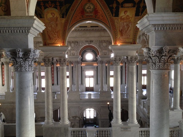 Library of Congress Interior I