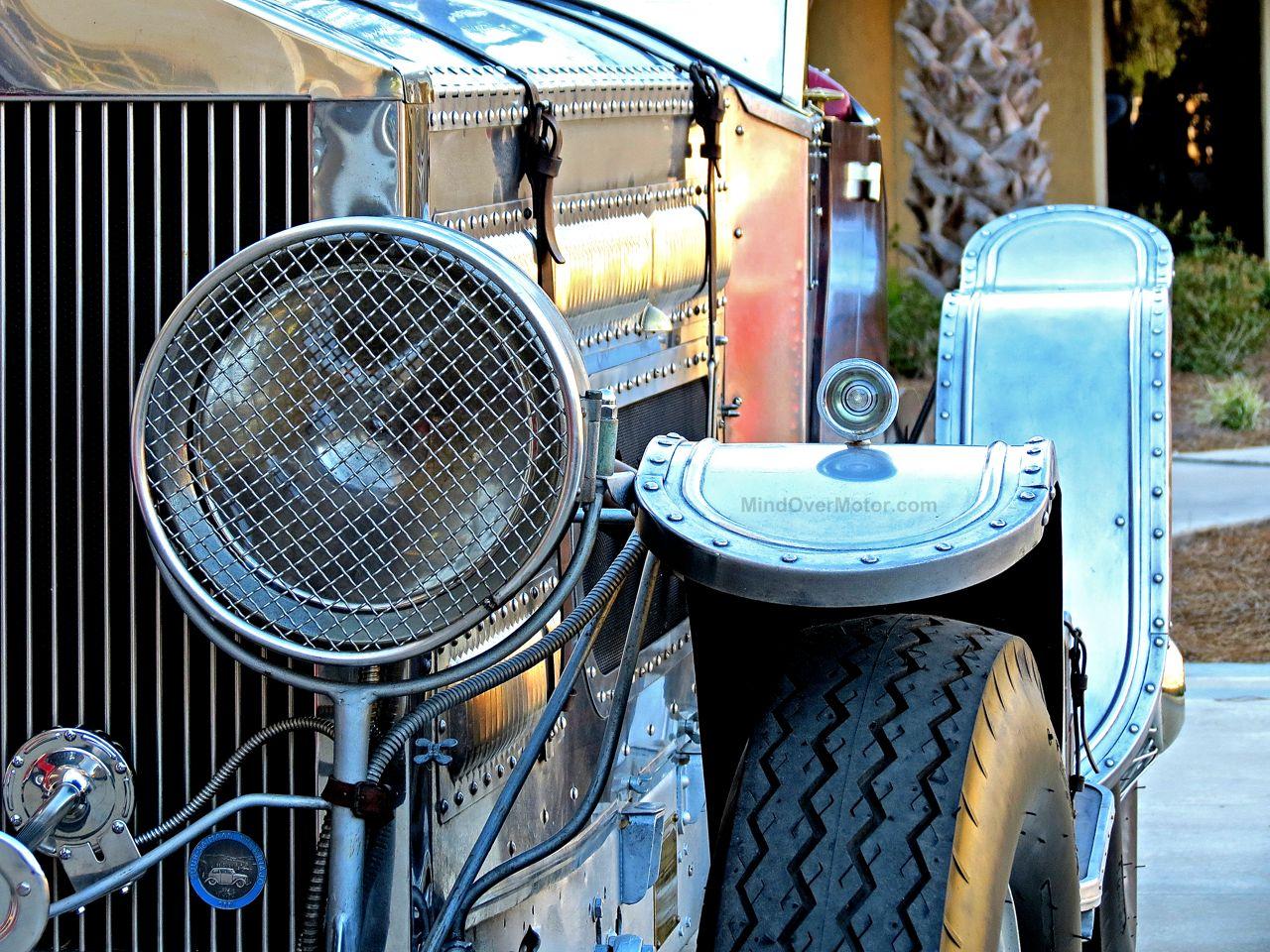 Rolls Royce Thunderbolt V12 Custom Amelia Island 5