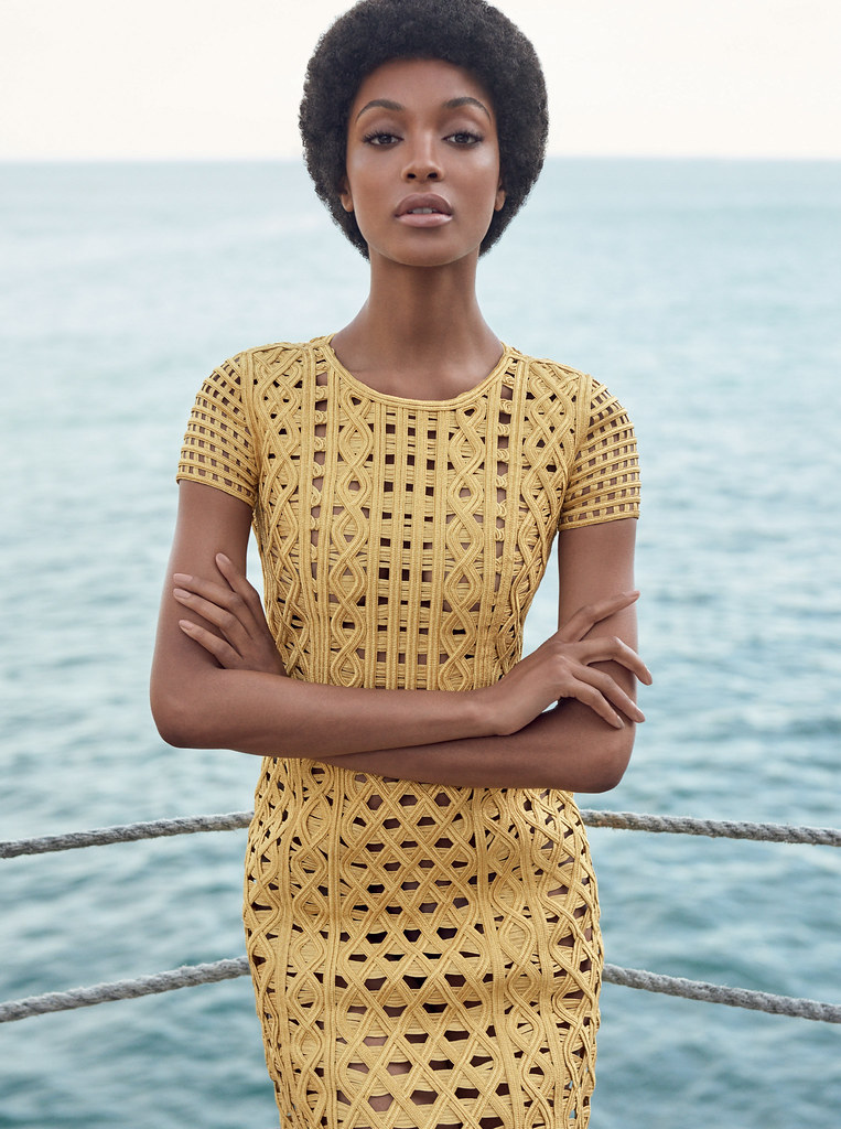 Джордан Данн — Фотосессия для «Vogue» BR 2016 – 10