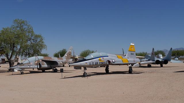 Alpha Jet & F-5B