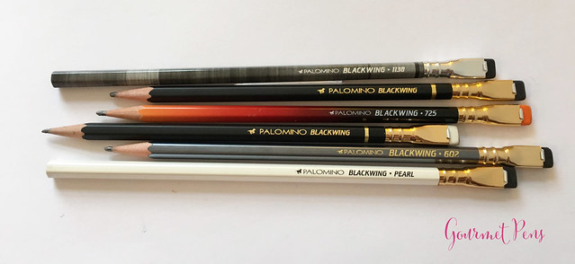 Review @Palomino Blackwing 1138 Limited Edition Pencil @BureauDirect (5)