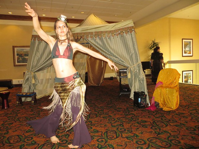 Belly Dance Caravan