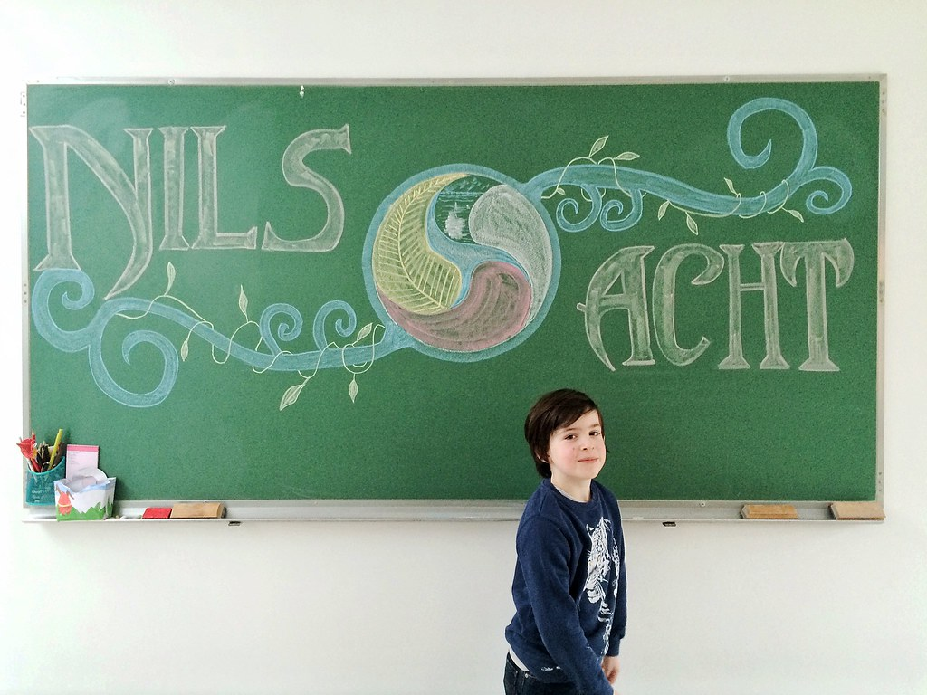 Nils: 8!