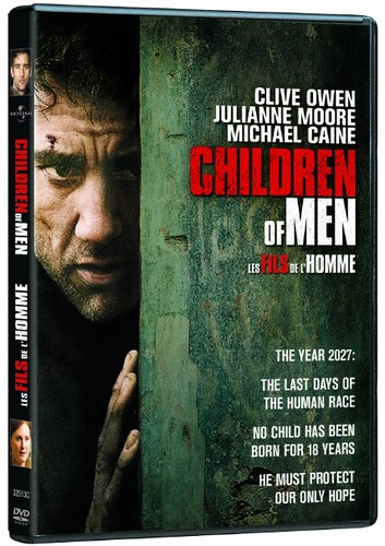 Children of Men Movie Cover