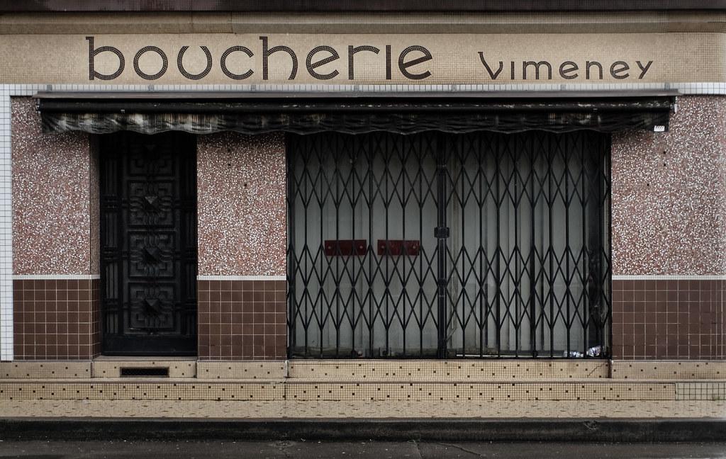 boucherie Vimeney