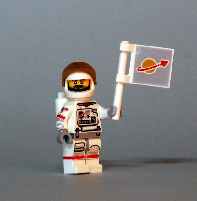 71011 LEGO Minifigures - Series 15 - Astronaut