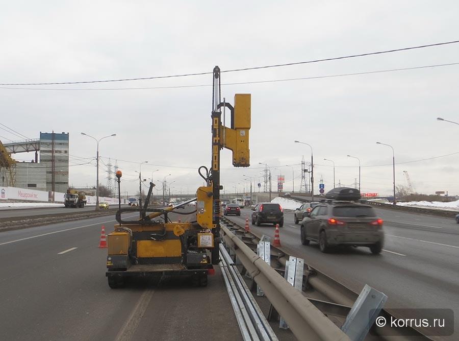 Самоходная машина «ORTECO BTP1000HD» аренда Москва