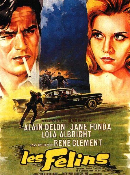 Les Félins - Poster 2