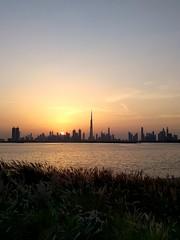 Sunset @ Dubai Creek