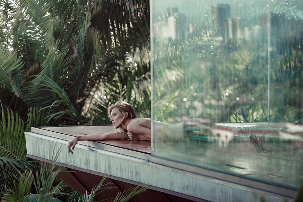 Аня Рубик — Фотосессия для «Viva Moda» 2016 – 4