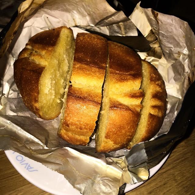 Savio Volpe - Garlic Bread