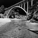 Russian Gulch Bridge by Thomas Hawk
