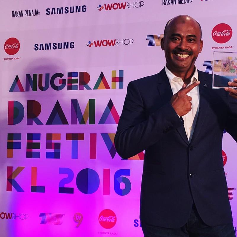 Pemenang Pengarah Pilihan DFKL 2016 : Azman Hj Yahya - Kau Aku Kita #dfkl2016