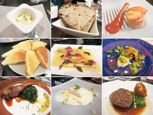 Restaurant La Famille Tours