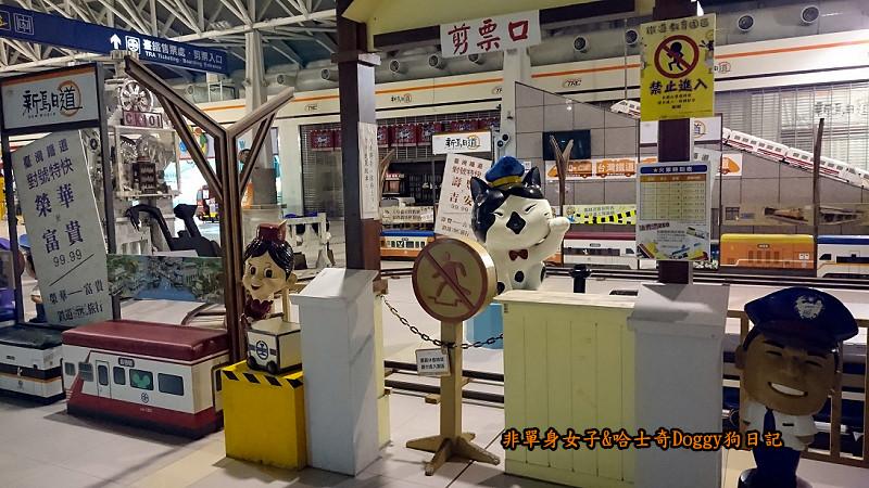 臺鐵新烏日vs高鐵台中站12