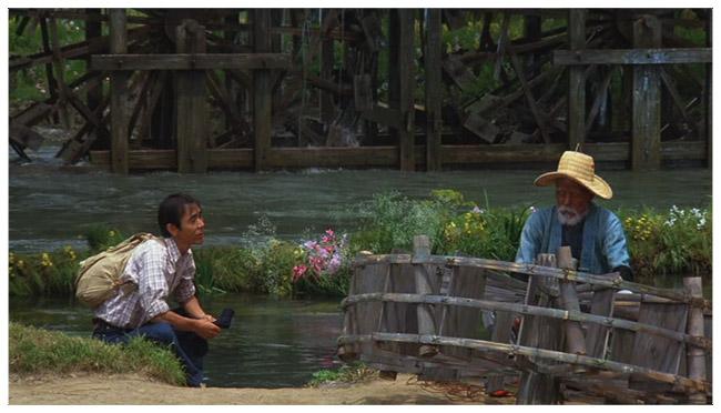 el pueblo de los molinos de agua