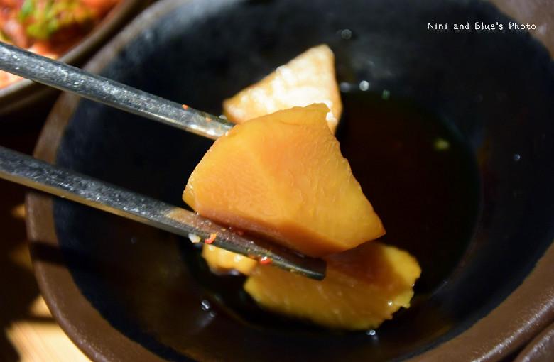 台中韓式料理韓國兄弟16