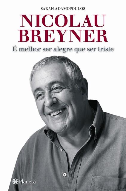 Nicolau Breyner - Autobiografia