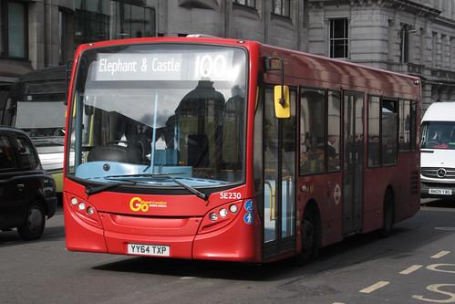 London General SE230 YY64TXP
