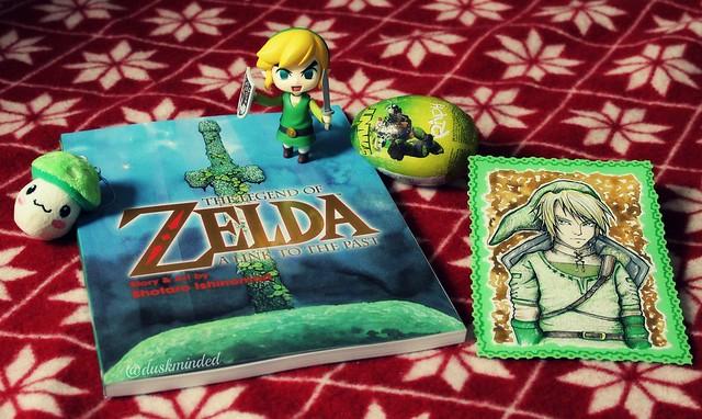 Zelda presents (dusky)