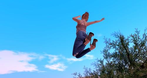 jump♪