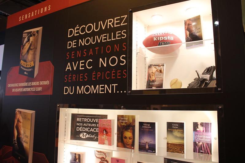 Milady - Livre Paris 2016