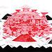 林書楷│陽台城市文明圖鑑編號 11│壓克力,畫布│14x17.5cm│2015 by 木皆兒
