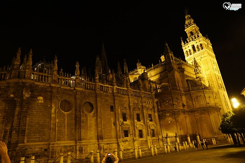 03 Catedral de Sevilla & Giralda(自費行程Discover Tapas and Old Seville at Night)