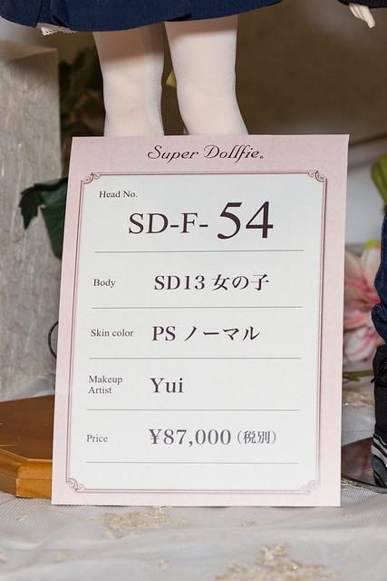 HTドルパ京都13 フルチョイスワンオフ SD F-54
