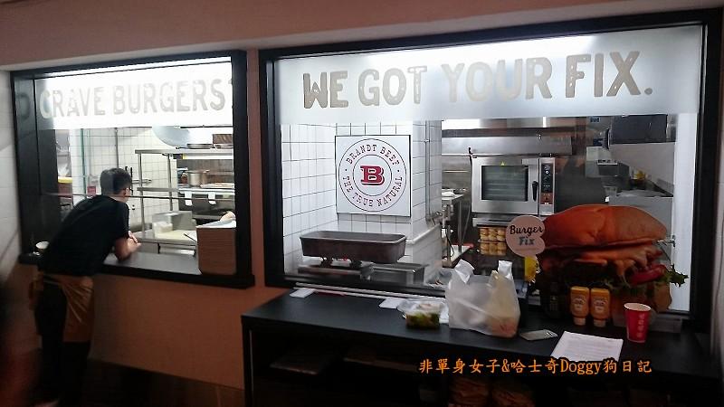 台北東區Burger Fix美式漢堡14