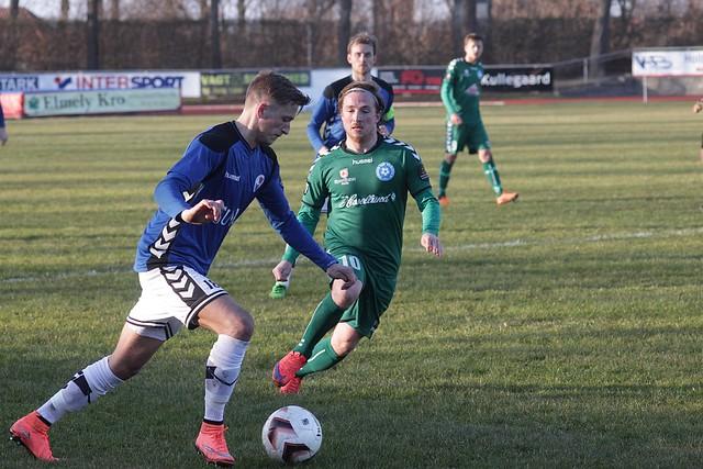 Holbæk vs Odder