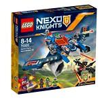 LEGO Nexo Knights Aaron Fox's Aero-Striker V2 (70320) box