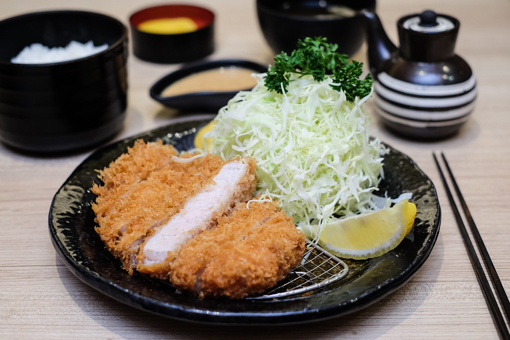 ION Food 1 for 1: Black Pig Loin Tonkatsu