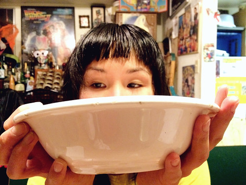 Ana's Dinner Bowl (March 25 2015)