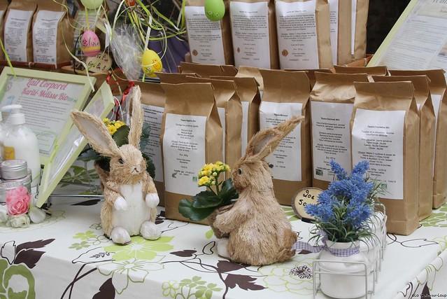 Marché de Pâques, chasse aux œufs, ateliers créatifs et gourmands... pour le plaisir des yeux et des papilles !