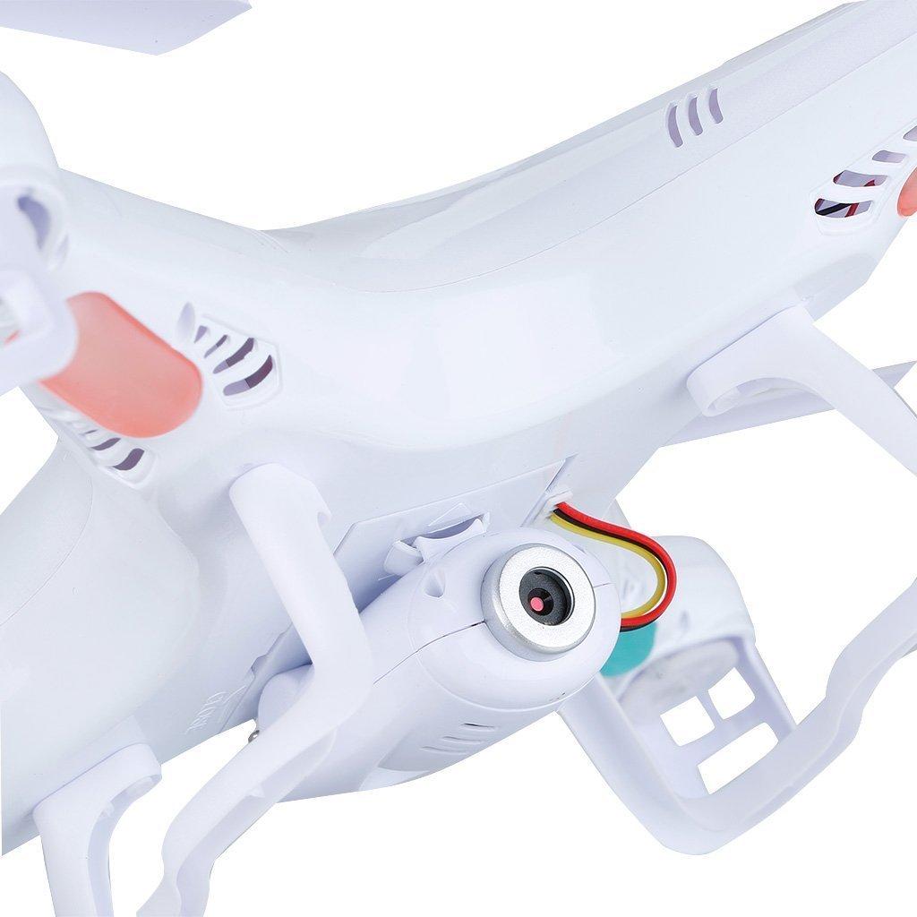 velocidad del drone Syma X5C Exlorers