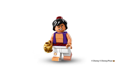 LEGO Collectible Minifigures 71012 - Disney - Aladdin