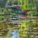 Monet's Lily Pond at Giverny by Harold Davis