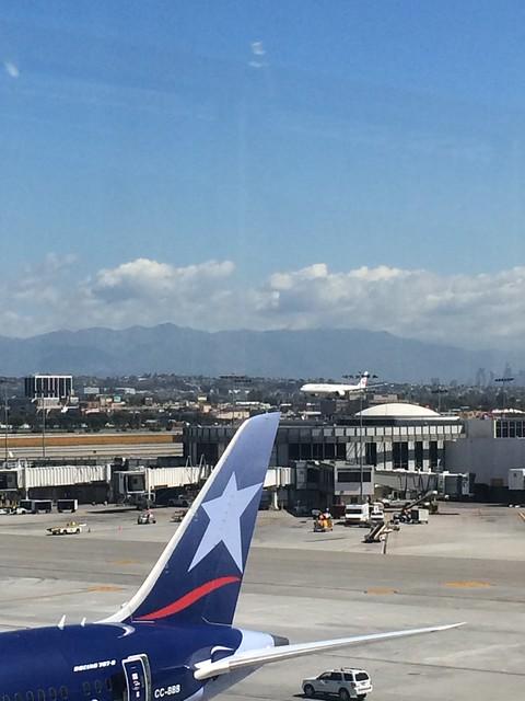 Los Angeles Int'l Airport - LAX
