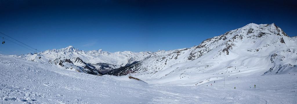 Panorama Les Arcs