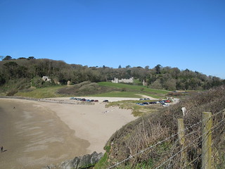 16 04 19 Day 28 (5) Caerhays Castle and Porthlune Cove