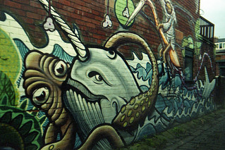 Sharrowvale Street Art