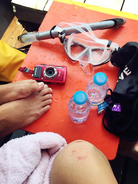 Koh Ngai / Koh Hai Snorkeling Trip