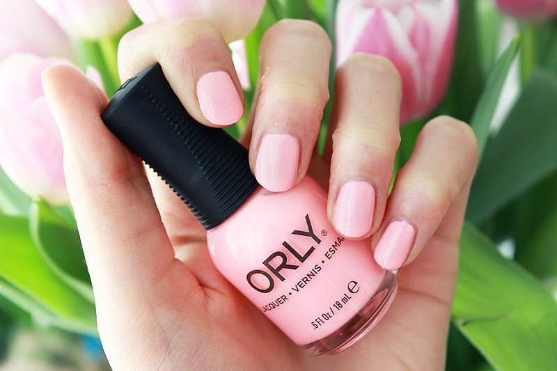 Orly Melrose - Swatch Trendy