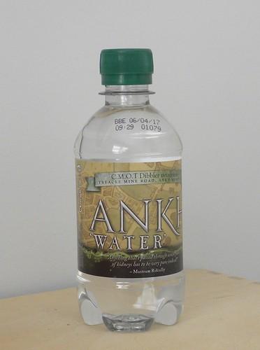 Ankh water