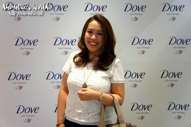 Dove Daily Hair Vitamin