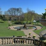 Ornate Miller Park at Preston