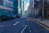 Streets of Canary Wharf