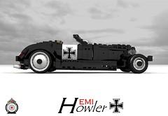 LUGNuts Custom HEMI Howler