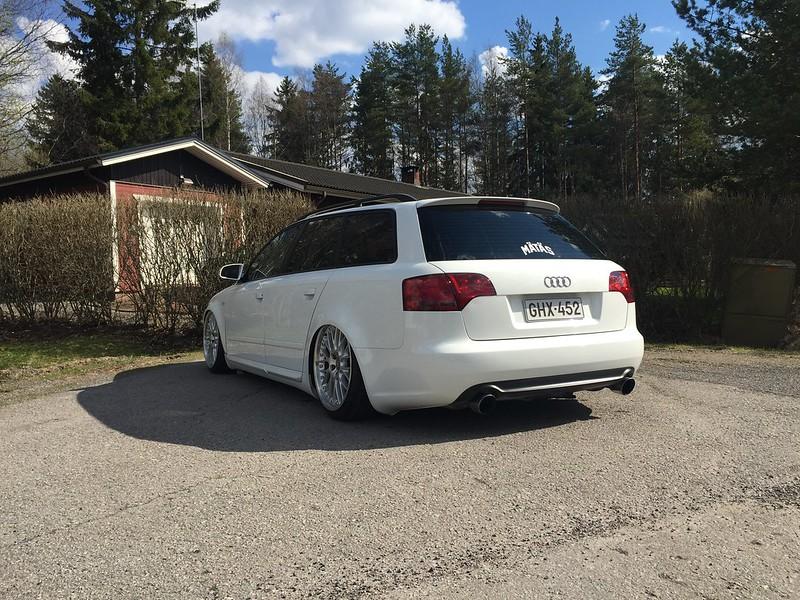 Zoml: Audi A4 B7 Avant //Mätäs Crew - Sivu 3 26710988071_347a95a275_c